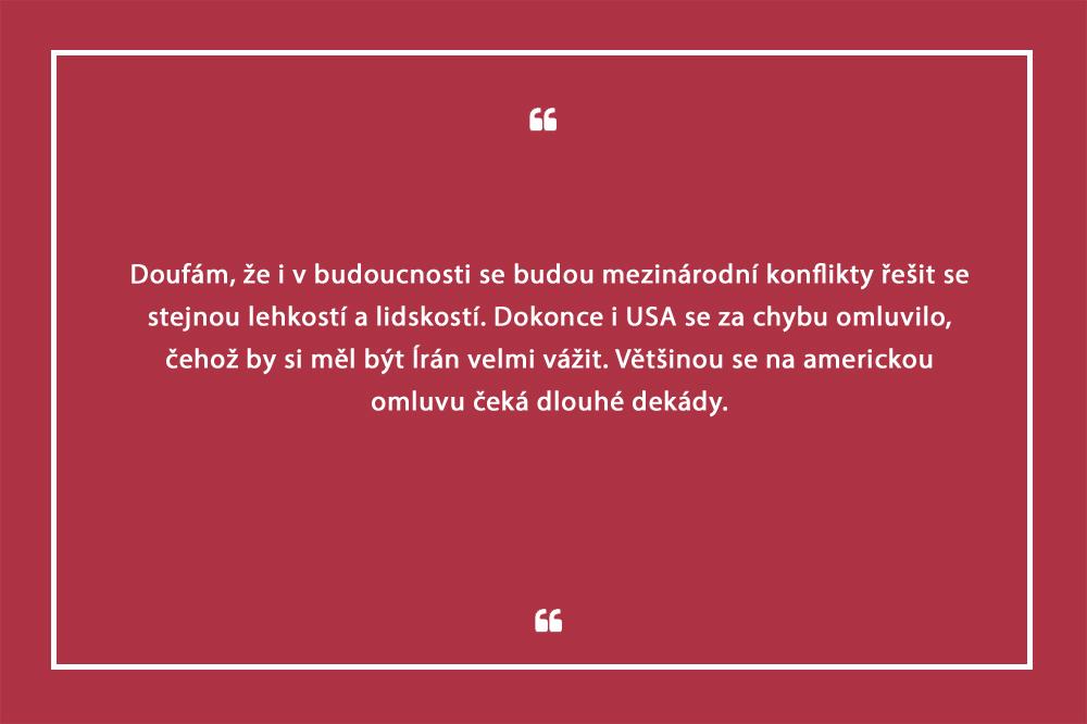 Ceskatelevize.cz Teherán propustil skupinu amerických námořníků