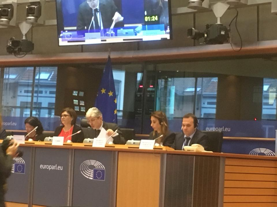 Práce ve výboru ENVI
