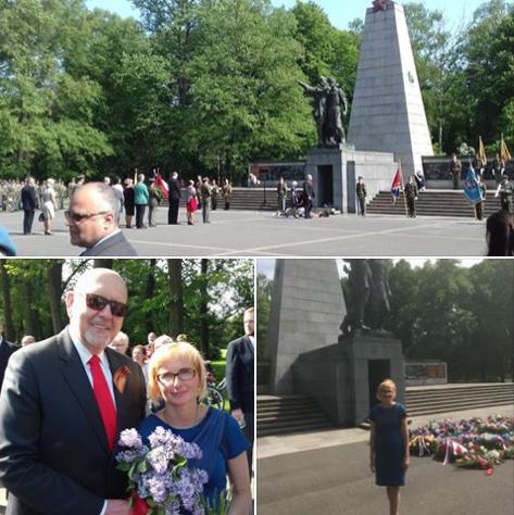 73. výročí osvobození Ostravy