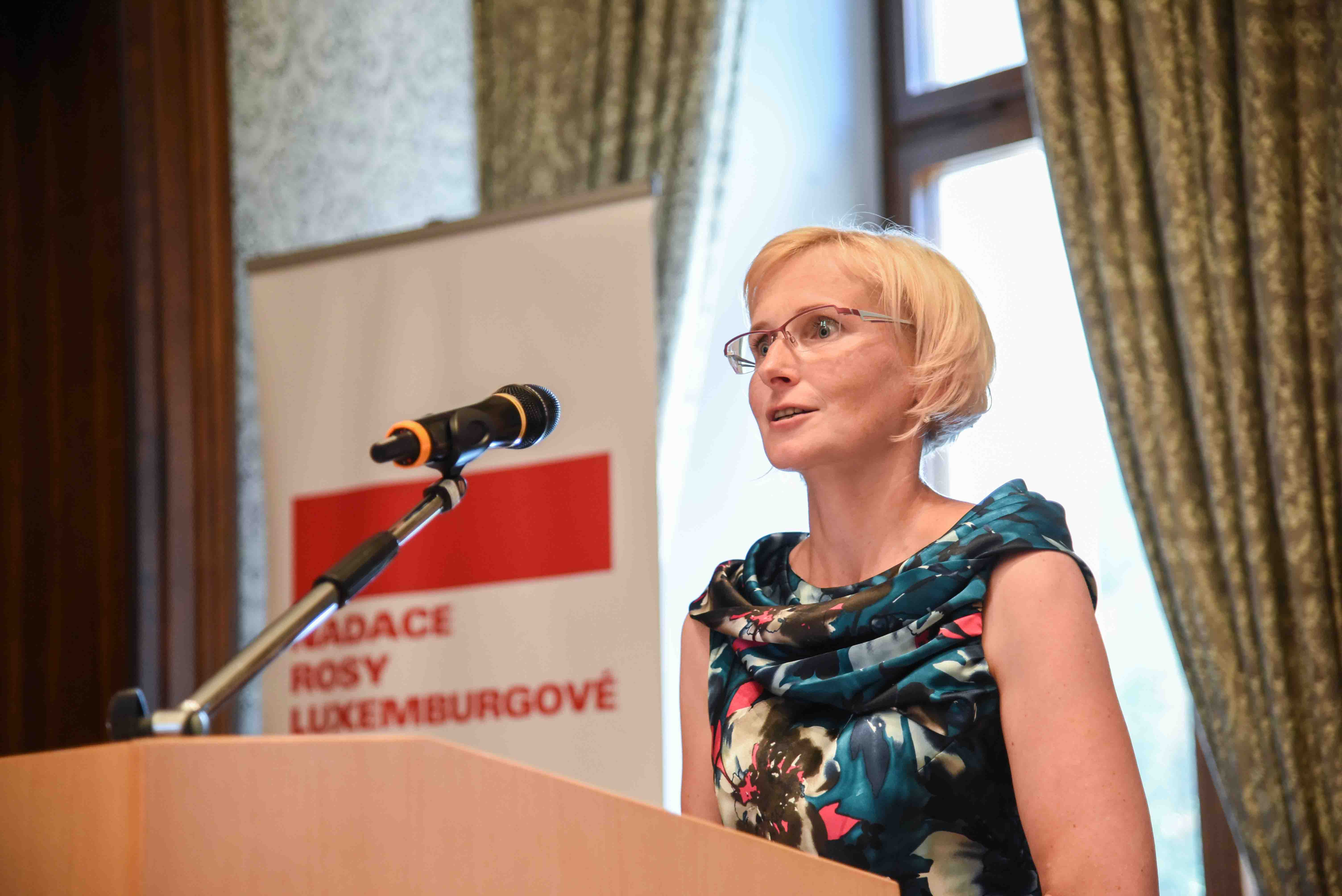Nadace Rosy Luxemburgové